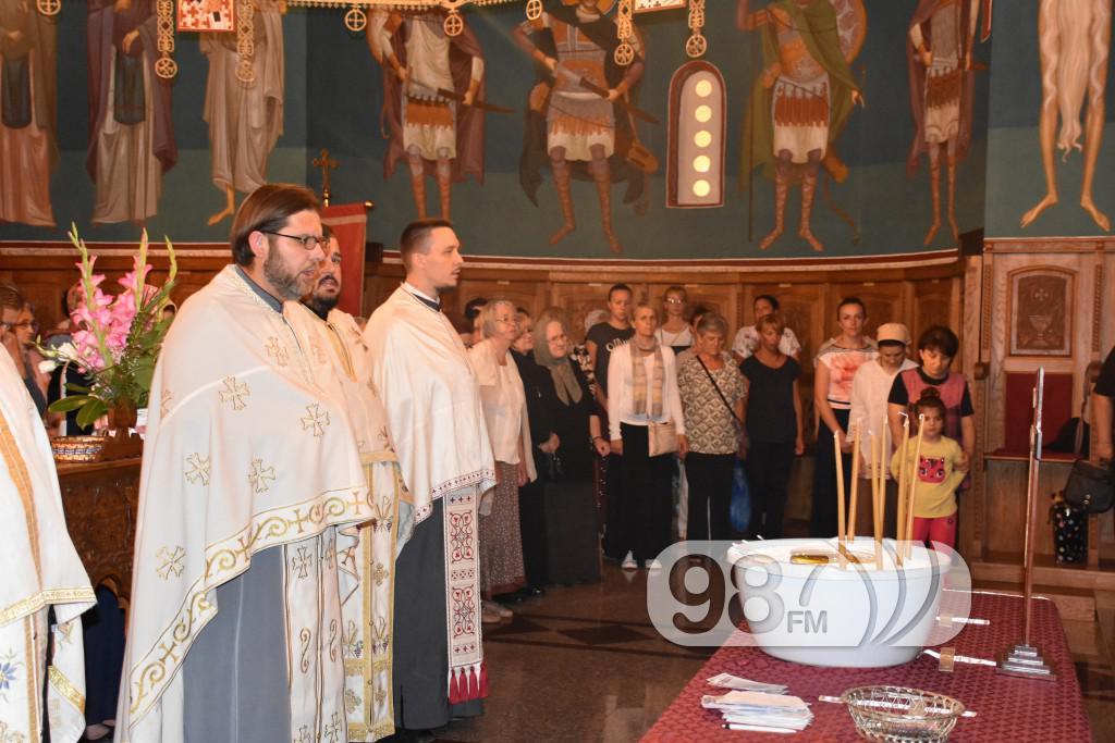 Jelosvećenje, Apatin , Hram Sabor Svetih Apaostola jul (21)
