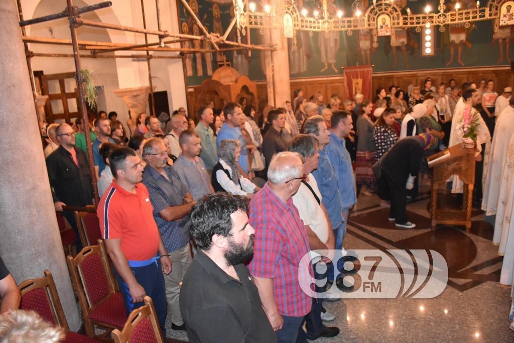 Jelosvećenje, Apatin , Hram Sabor Svetih Apaostola jul (23)