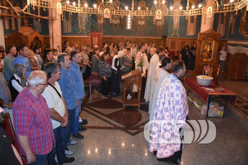 Jelosvećenje, Apatin , Hram Sabor Svetih Apaostola jul (24)