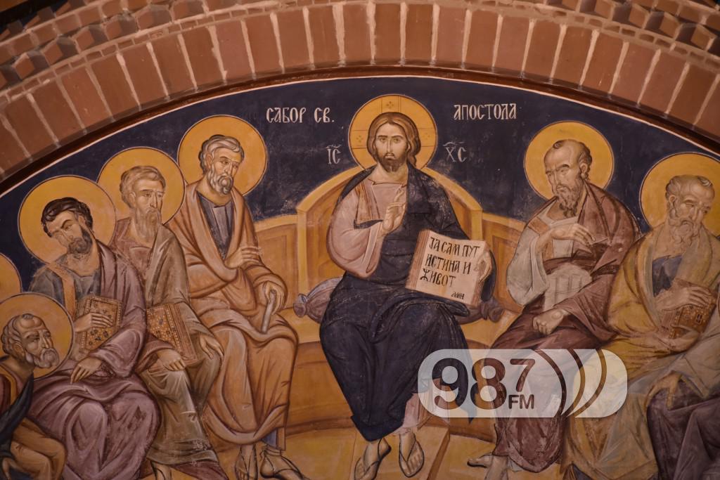 Jelosvećenje, Apatin , Hram Sabor Svetih Apaostola jul (34)