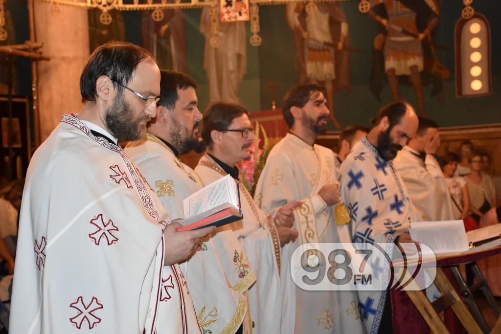 Jelosvećenje, Apatin , Hram Sabor Svetih Apaostola jul (74)