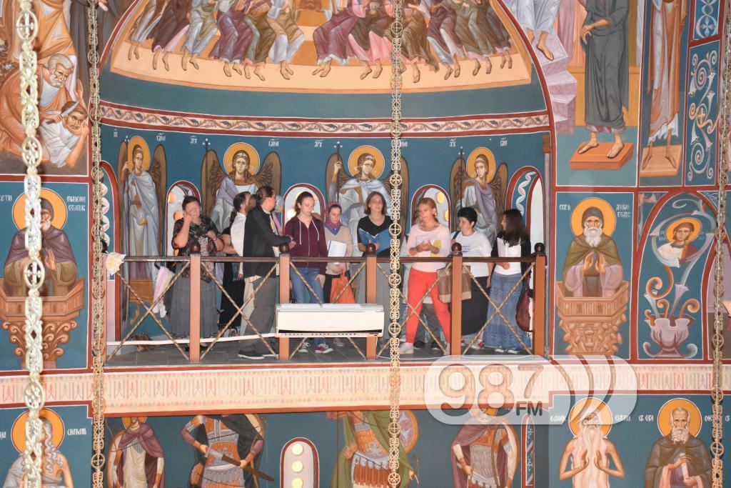 Jelosvećenje, Apatin , Hram Sabor Svetih Apaostola jul (85)