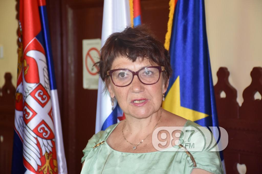 Prijmem rusa kod predsednika, Tatjana Filipovna Asafova