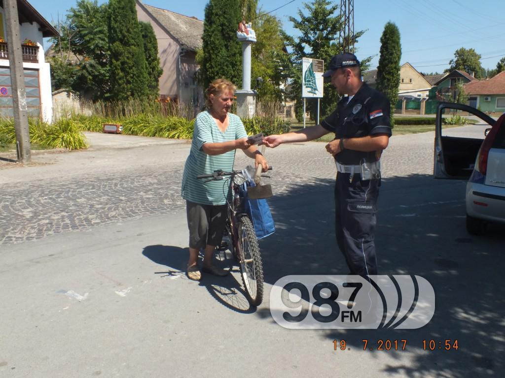 akcija policije, bezbedniji saobracaj u kupusini, mup apatin (1)