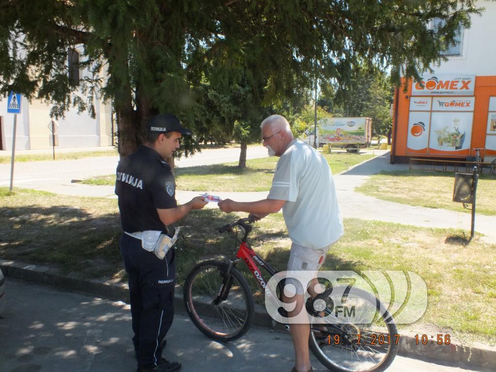 akcija policije, bezbedniji saobracaj u kupusini, mup apatin (2)