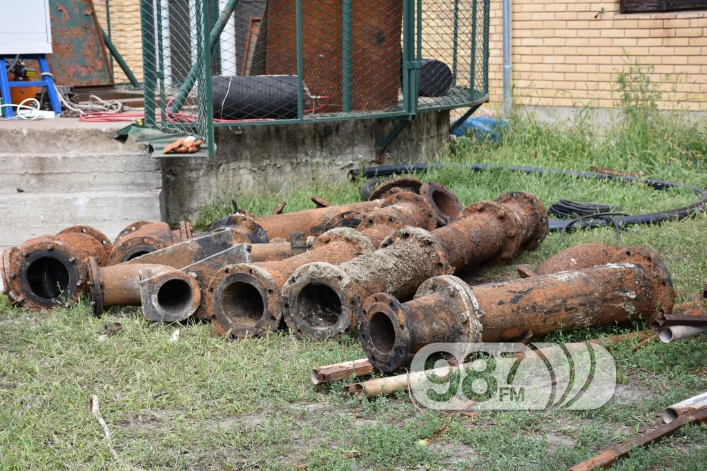 Crpna stanica, fekalna kanalizacija, JKP Nas dom (1)