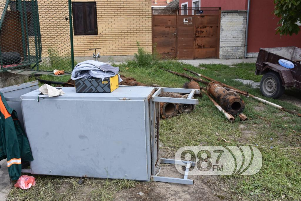 Crpna stanica, fekalna kanalizacija, JKP Nas dom (3)