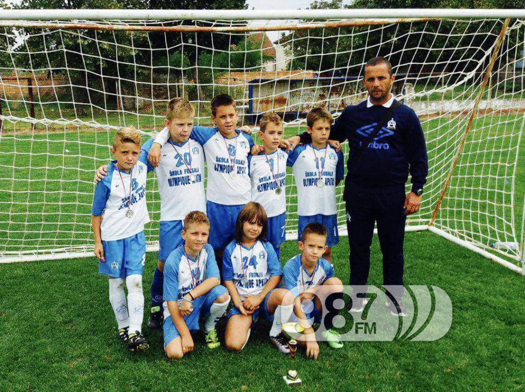 FK Olimpik , turnir u bacu (1)