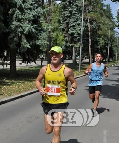 Miroslav Pešić 3Subotički polumaraton