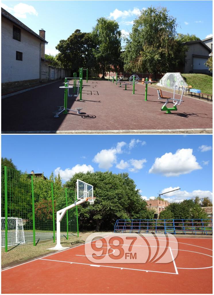 Otvaranje terena u gimnaziji, mirovic, dubravka korac, basket, basketasi (8)