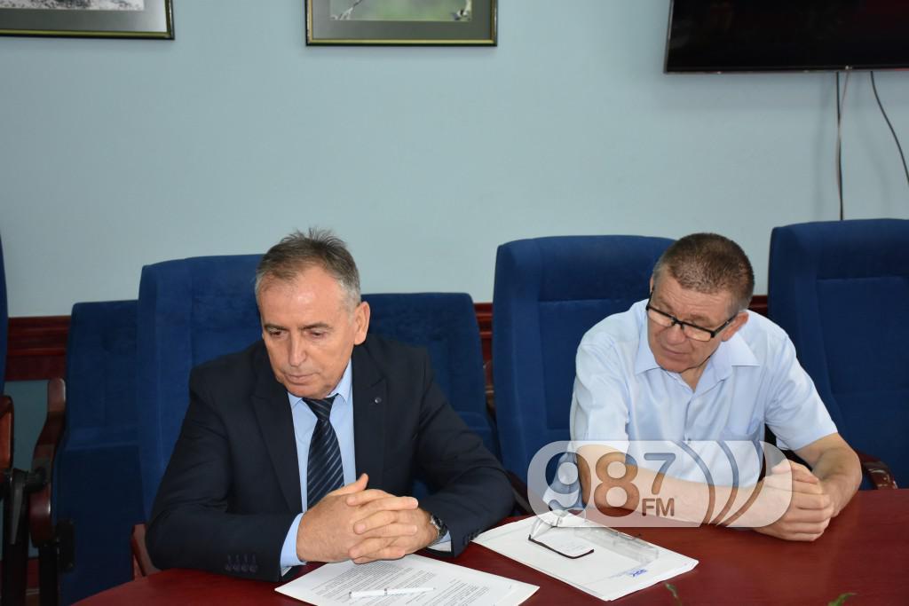 Potpisivanje sporazuma, regionalna privredna komora Sombor, Zoran Bulatovic (2)