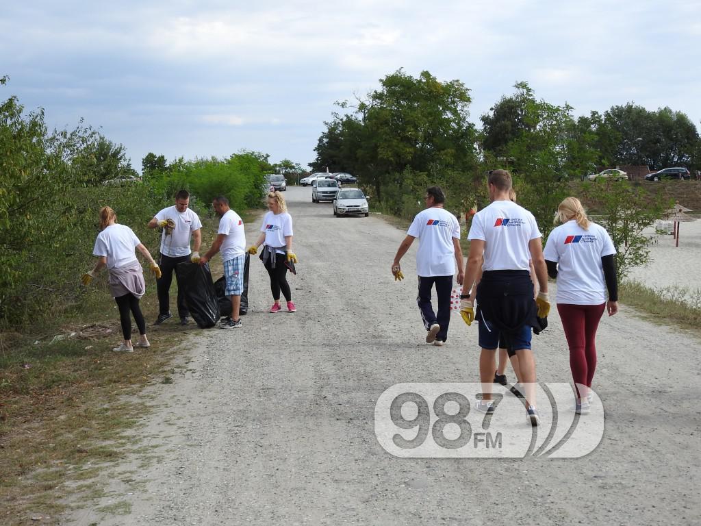 SNS Apatin, uredjenje plaze, srpska napredna stranka (3)