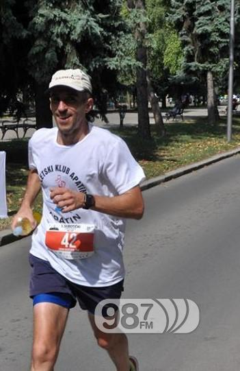 Zoran Radičanin 1. Subotički polumaraton