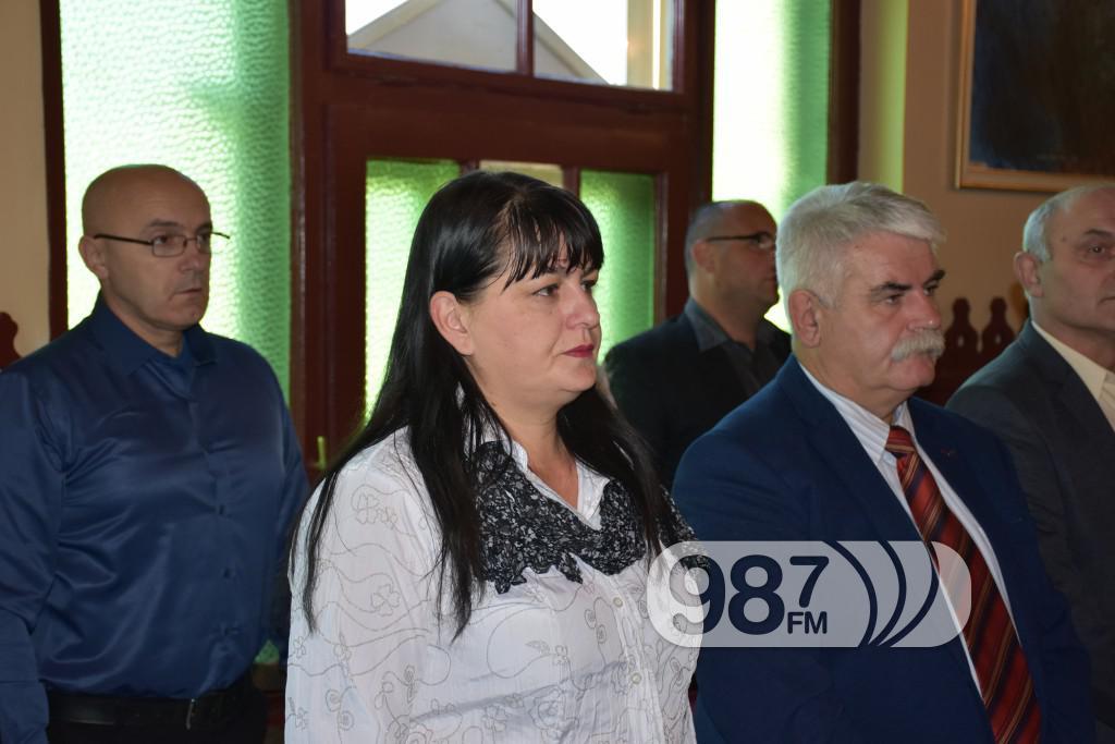 Branka Bajic, 16 sednica so Apatin