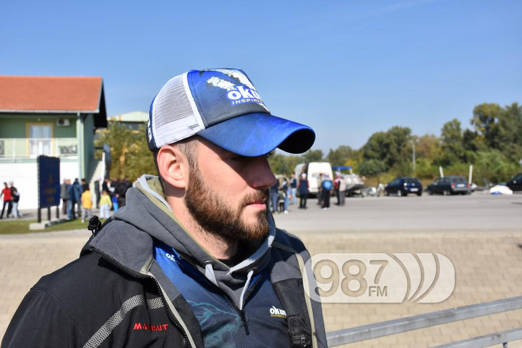 Petar Strugar , glumac , Okumina škola ribolova, Apatin 2017 (2)