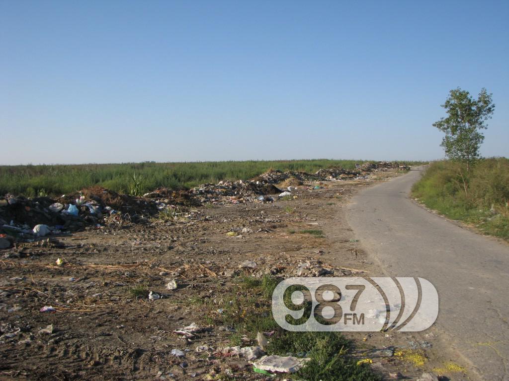 sanacija divlje deponije u SOnti (3)