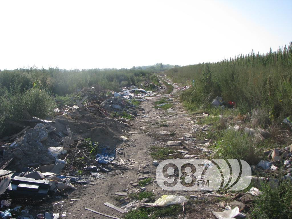 sanacija divlje deponije u SOnti (4)