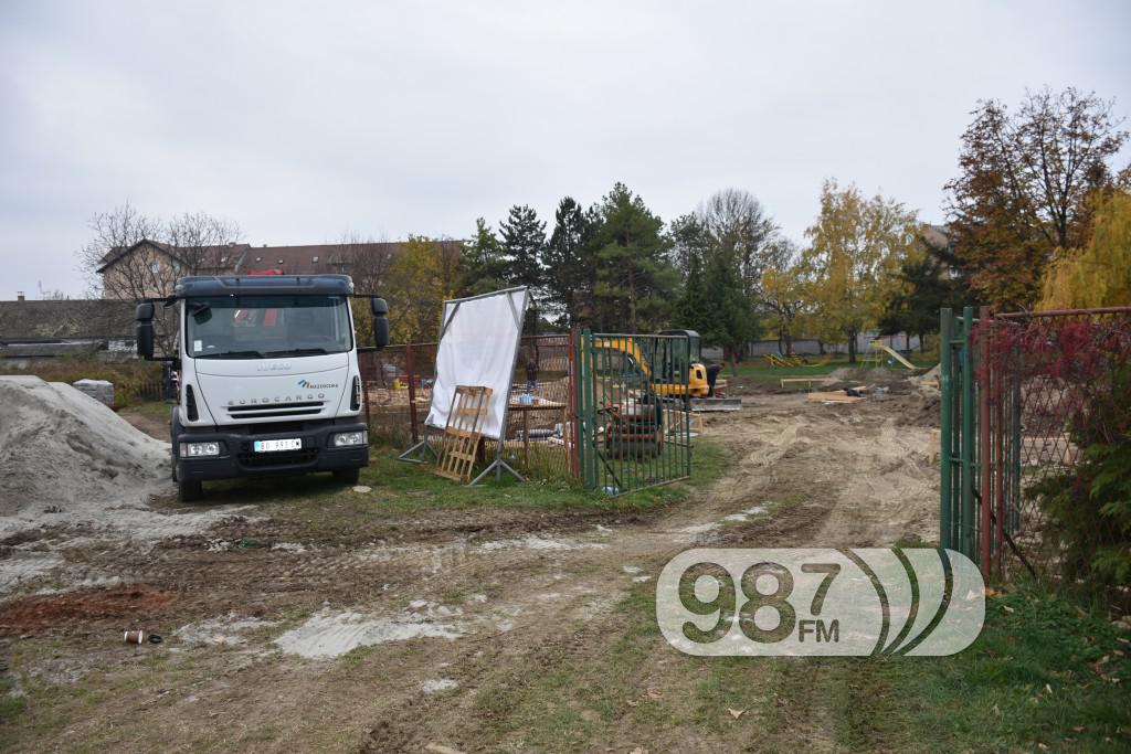Radovi na izgradnji jaslica, jaslice, jevto (2)