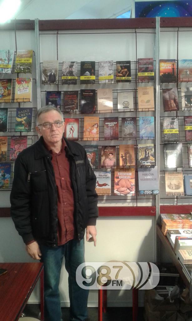 Zoran Mandic, sajam knjiga (2)