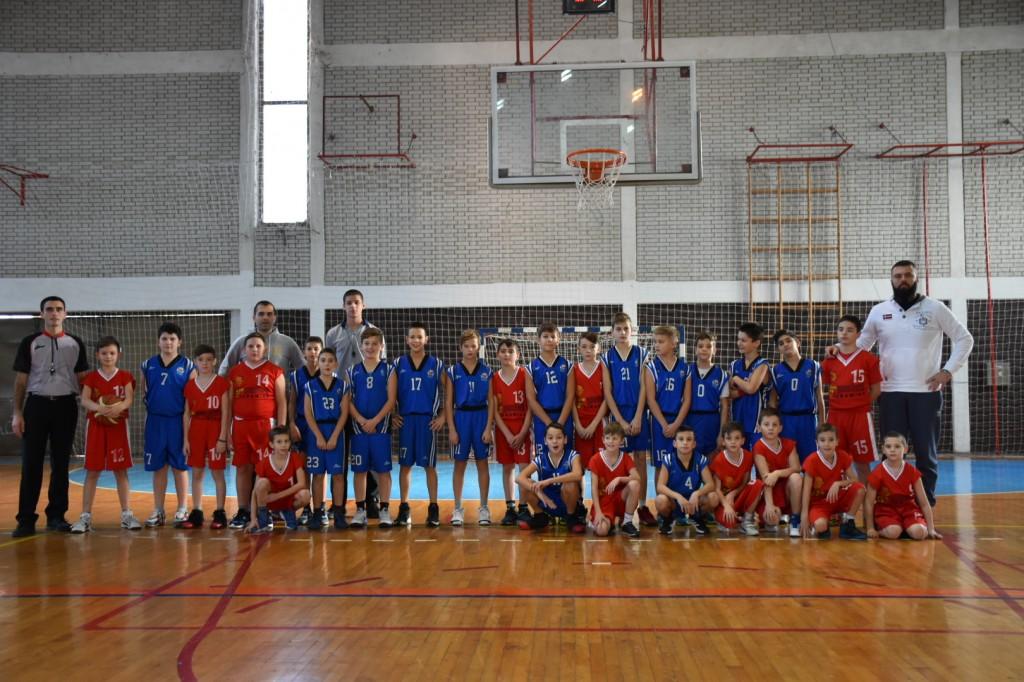 OKK Apatin, Novi Bečej Polet, košarkaši Apatin 2017