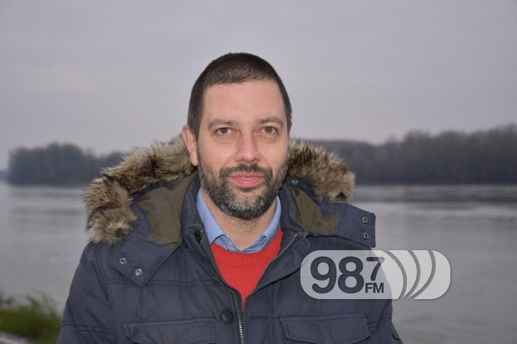 Vladimir Simin, Moj Apatin