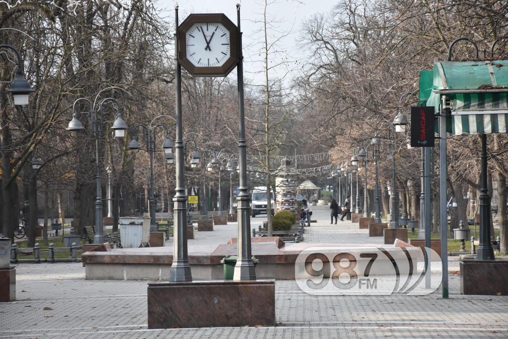 Apatin, ulica Srpskih Vladara , decembar 2017 (1)