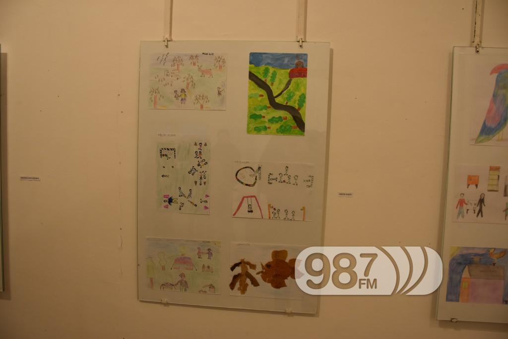 Izložba korisnika Centra za Socijalni rad u Apatinu (1)
