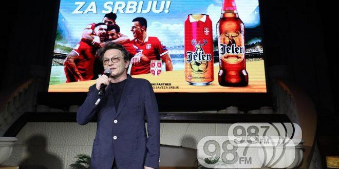 JELEN I FSS PREMIJERNO PREDSTAVILI TV SPOT U REŽIJI DRAGANA BJELOGRLIĆA