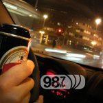 VOZIO I BACAO PETARDE SA 4,05 PROMILA ALKOHOLA U KRVI